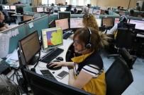 ÇAĞRI MERKEZİ - 112 Çağrı Merkezi'ne Hakarete 15 Bin TL'lik Para Cezası