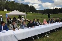 ALI ÖZKAYA - AK Parti Sandıklı İlçe Danışma Meclisi Akdağ'da Yapıldı