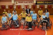 TEKERLEKLİ SANDALYE BASKETBOL - Altınordu Belediyesi Bedensel Engelliler Basketbol Takımı Süper Lig'de