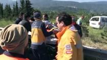 MEHMET YıLDıRıM - Anadolu Otoyolu'nda Trafik Kazası Açıklaması 5 Yaralı