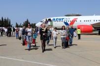 REKOR - Antalya'ya Gelen Turist Sayısında Yüzde 47'Lik Artış