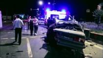KADER - Aydın'da Trafik Kazası Açıklaması 6 Yaralı
