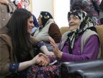 Jülİde Sarieroğlu - Bakan Sarıeroğlu'ndan 'Anneler Günü'ne özel ziyaret