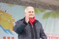 Başbakan Yıldırım Açıklaması 'Bize Bizden Başka Dost Yok. Bunu Afrin'de, El Bab'da, Gabar'da, Dağlıca'da Gördük'