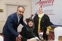 MERINOS - Başkan Aktaş'tan Annelere Moral