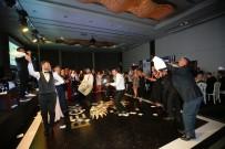 İZMIR MARŞı - Başkan Yaşar'dan Beşiktaşlı İş Adamlarına Tam Destek