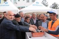 YUSUF ÖZDEMIR - Beyşehir'in Karaali Mahallesinde Düğün Salonu Temeli Atıldı