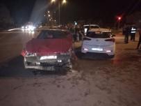 Biga'da Kaza Açıklaması 1 Yaralı