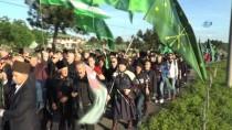 ANMA TÖRENİ - Binlerce Çerkes Ve Abhaz, Sürgünde Ölen Atalarını Andı