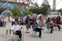 Boğazlıyan'da Özel Öğrenciler Anneleri İçin Hünerlerini Sergiledi
