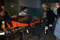 YARALI KADIN - Bursa'da Akıl Almaz Cinayet