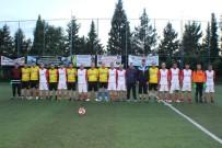 FUTBOL TURNUVASI - Çiğ Köfteli Futbol Turnuvası Finali