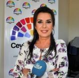 Çukur Dizisinin 'Sultan Anası' Diyarbakır'da Sevenleriyle Buluştu