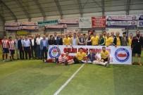 TÜRK EĞITIM SEN - Eğitim Bir Sen'in Düzenlediği Futbol Turnuvası Sona Erdi