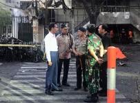 GÖRGÜ TANIĞI - Endonezya'da Ölü Sayısı 11'E Yükseldi