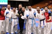 VOJVODİNA - Erkek Kumite Milli Takımı Avrupa Şampiyonu