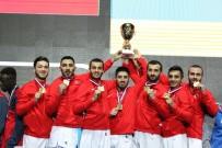VOJVODİNA - Erkek Kumite Milli Takımı, Üst Üste Üçüncü Kez Avrupa Şampiyonu