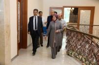 NİKAH SALONU - Fahrünnisa Hatun Kültür Merkezi Hizmet Vermeye Başladı