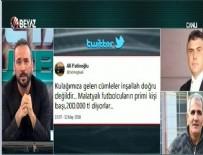 ERTEM ŞENER - Galatasaray başkan adayı yayından alındı