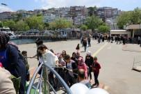 BOĞAZ TURU - İBB, Anneler Ve Çocuklarını Birlikte Boğaz Turuna Çıkardı
