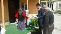 İPEKYOLU - İpekyolu'nda 'Vefa, Merhamet Ve Sevgi' Ziyaretleri
