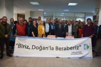 BELEDİYE ÇALIŞANI - İzmit Belediyesi'nde Toplu Doğum Günü Etkinliği Gerçekleşti