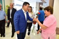 UZUN ÖMÜR - Kepez Belediyesi'nden Anneler Günü'nde Şehit Annelerine Ücretsiz Ağız Ve Diş Sağlığı Hizmeti