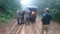 GENÇ KIZ - Kocaeli'de Kaybolan 3 Kişi AFAD Ekiplerince Kurtarıldı