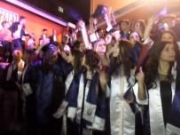 Lise Öğrencilerinin Mezuniyet Heyecanı