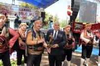 AVNI KULA - Mersin'de Türkmen Şöleni