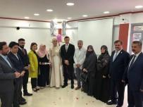 EBRAR - Milletvekili Çaturoğlu Oğlunu Nişanladı