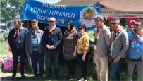 Mudanyalı Türkmenler Dede Şenliklerine Damga Vurdu