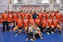 ANTALYASPOR - Muratpaşa Belediyespor Kupasını Anneler Günü'nde Aldı