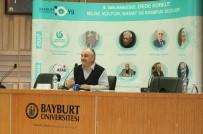 Prof. Dr. Fazlıoğlu, 'İslam Felsefesi' Üzerine Düşüncelerini Paylaştı