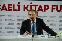 NEVZAT TARHAN - Prof. Dr. Nevzat Tarhan, Kocaeli Kitap Fuarı'nda