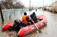PAVEL - Rusya'da Sel Felaketi Açıklaması  289 Ev Sular Altında Kaldı