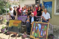 BUHARA - Saklıbahçe Sanat Evi Bağarası Şubesi Açıldı