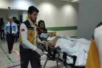 YARALI KADIN - Samsun'da Yaşlı Kadın Silahlı Saldırıda Ağır Yaralandı