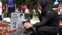 UĞUR AYDEMİR - Soma'da Acının Yıl Dönümünde Çifte Acı