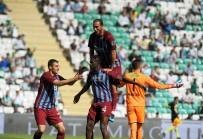 YAŞAR KEMAL - Spor Toto Süper Lig Açıklaması Bursaspor Açıklaması 1 - Trabzonspor Açıklaması 3 (İlk Yarı)