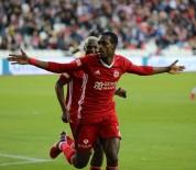 ALANYASPOR - Spor Toto Süper Lig Açıklaması DG Sivasspor Açıklaması 1 - Aytemiz Alanyaspor Açıklaması 1 (İlk Yarı)