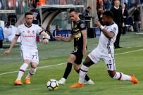 OĞUZHAN ÖZYAKUP - Spor Toto Süper Lig Açıklaması Osmanlıspor Açıklaması 1 - Beşiktaş Açıklaması 0 (İlk Yarı)