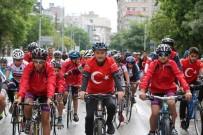 ŞAHINBEY BELEDIYESI - Tahmazoğlu Vatandaşlarla Pedal Çevirdi