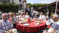 SAĞLıK SEN - Tekkeköy'de Üç Kutlama Bir Arada