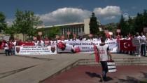 ZORUNLU ASKERLİK - Terörle Mücadelede Yaralananların 'Gazilik Unvanı' Talebi