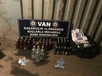 İPEKYOLU - Van'da Kaçak İçki Ve Hap Operasyonu