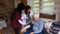 SAĞLIK MESLEK LİSESİ - Yaşlı Ve Hastalara Moral Oldular