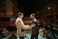 ALEYNA TİLKİ - 1. Şarampol Şenliği Mehmet Erdem Konseri İle Sona Erdi