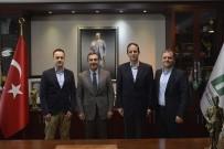 ALT YAPI ÇALIŞMASI - 10 Noktaya Elektrikli Otomobil Şarj İstasyonları Kurulacak