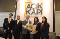 BARTIN VALİSİ - 'Açık Kapı' Bartın'da Vatandaşların Hizmetine Sunuldu